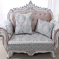 europeisk klassisk vattert sofatrekk høyverdig chenille armlenet stoff sofa håndkle