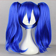 Fashion Master Kagerou Project Enomoto Takane Blue Two Braids Cosplay Wigs