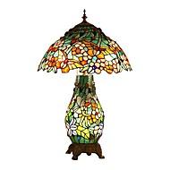 60W Tiffany Svjetiljke za radni stol , svojstvo za Zaštita za oči , s Oslikano Koristiti On/off prekidač Prekidač