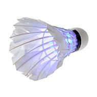 badminton Shuttlecocks Shuttlecocks cu Pană Căști cu LED-uri Înaltă Elasticitate Durabil LED pentru Pene de Rață