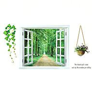Botanický motiv / Zátiší / Módní / květiny / Krajina / Volný čas Samolepky na zeď Samolepky na stěnuOzdobné samolepky na zeď / Svatební