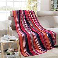 """Ispleten Kao što je po slici,Yarn-Dyed Jednobojni 100% pamuk pokrivači 120*180cm(47""""*71"""")"""