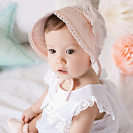 Kid's Handmake Knitting Lace Princess Hat(3-18Month)