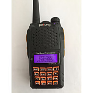 BAOFENG Tragbar / digital UV-6 PLUS FM Radio / Sprachansage / Dual - Band / Dual - Anzeige / Dual - Standby / LCD-Display / CTCSS/CDCSS