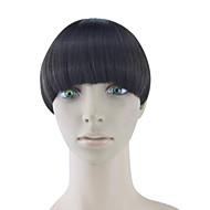 perwersyjne kręcone brązowe włosy ludzkie tka chignons 4005