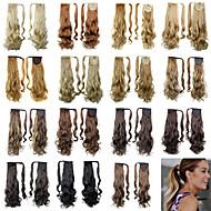 Svart / Brun / Blond / Naturlig svart (#1B) / Mørkebrun (#2) / Mellombrun (#4) / Lysebrun (#6) / Kastanjebrun (#8) / Honningbrun (#12) /