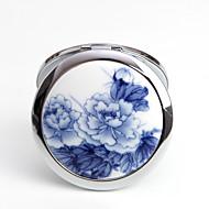 Compactos(Azul) -Tema vintage-Não-personalizado