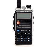 BAOFENG Portátil / Digital BF-UVB2 PLUS Rádio FM / Comando por Voz / Dual Band / Dual Display / Dual Standby / Tela LCD / CTCSS/CDCSS1,5