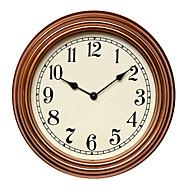 עגול מודרני / עכשווי שעון קיר,אחרים פלסטיק 30*30*4.8