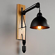Iron Industry Aisle Restaurant Living Room Balcony Lamp Bedside Lamp Lifting Lamp
