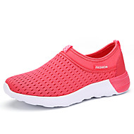 Women's Shoes Tulle Flat Heel Ballerina / Novelty Flats / Fashion Sneakers / Athletic ShoesWedding /