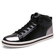 Men's Fashion Middle-top Sneakers Casual Canvas Flats EU39-43