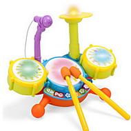 Music Toy Kunststof Regenboog puzzel Toy Music Toy