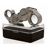 Lupen / Mikroskop Schmuck / Uhren Reperatur Generisches / High Definition / Tragbar / Faltbar 10X  20X 18mm Normal Metall
