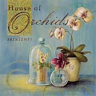 Květiny a rostliny / Klidný život / Fantazie Tisky v rámu / Set v rámu Wall Art,Dřevo Materiál Bílá Včetně pasparty s rámem For Home