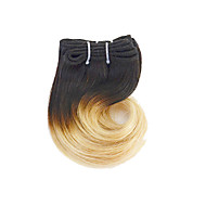 Ombre Hair Extension #1B/27 Short Body Wave Human Hair Extension Ombre Color Hair Extension