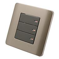 interruptor de 220v usado no apartamento ou no hotel