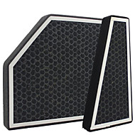 Automotive Air Conditioning Filter Filter Double Effect Of Activated Carbon Filter, Moisture, Odor