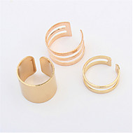 Fashion Sense Of Metal Rings