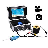 HD 1000 TVL 7 '' 50 M pêche sous - marine caméra vidéo appareil photo numérique LCD écran Vith Video Record
