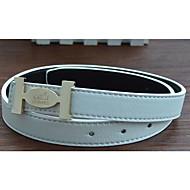 Boys Belts,All Seasons PU Black / Blue / Brown / Red / White
