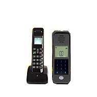 Full-Duplex Voice Intercom Doorbell Wireless Non Visual Doorbell Intelligent Remote Control Lock