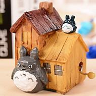 My Neighbor Totoro House Hand Music Box