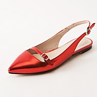 Women's Shoes Flat Heel Pointed Toe Sling Back Flats Shoes More Colors Available