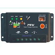 태양 광 컨트롤러 12v24v20a 거리 램프 컨트롤러 자동 식별 범용 배터리 보드 컨트롤러