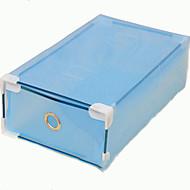 Oppbevaringskasser Oppbevaringsenheter Smykkeoppbevaring med Trekk er Med lokk , Til Sko Undertøy