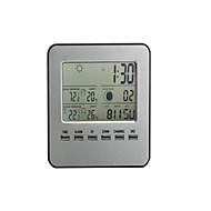 מד לחות טמפרטורה פנימית וחיצונית אלחוטית