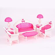 pop accessoires speelhuis speelgoed voor kinderen sofa lamp creatief speelgoed set