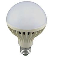 12W E27 2835smd studená bílá zvuk& ovládání světel žárovku vedené inteligentní žárovky (220-240)