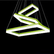 30W Závěsná světla ,  Tradiční klasika Galvanicky potažený vlastnost for LED KovObývací pokoj / Ložnice / Jídelna / studovna či kancelář