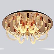 2W Montagem do Fluxo ,  Tradicional/Clássico Galvanizar Característica for LED MetalSala de Estar / Quarto / Sala de Jantar / Quarto de