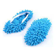 Cleaning Shoe Covers Tools,Textile Mopping the floor(Random Colours)