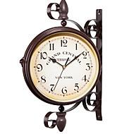 מצחיק רטרו שעון קיר,אחרים ברזל 35*28*8.5cm