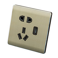 220v שקע USB רב תכליתי