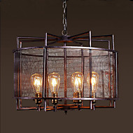 Booth Bar Counter Clothing Store LOFT, Wrought Iron Do Old Antique Chandeliers