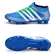 Adult / Kids Unisex Shoes Synthetic Athletic Shoes Soccer Long Nail Lacing Black / Green / Blue