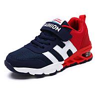 (Blå / Lilla / Rød) -Komfort / Rund tå / Lukket tå-Sneakers-Tyll / Kunstlær- CBOY