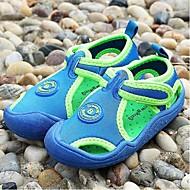 Boys' Shoes Casual Canvas Sandals Summer Comfort / Open Toe Buckle Multi-color