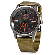 Weesky 1211 Male Quartz Watch with Decorative Sub-dial Fashion Watch Cool Watches Unique Watches
