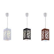 MAX40W צמודי תקרה ,  מודרני / חדיש אחרים מאפיין for סגנון קטן PVCחדר שינה / חדר אוכל / מטבח / חדר מקלחת / חדר עבודה / משרד / חדר ילדים /