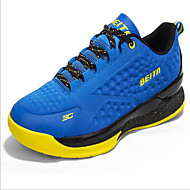 Men's / Boy's Athletic Shoes Summer Comfort Tulle Others Black / Blue / Red Basketball
