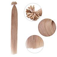 neitsi 16 '' fusion 25g queratina prebonded u unha cabelo cabelo humano extensão ponta