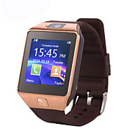 dz09 mtk6261 1,56 tommer bluetooth smarte ur support micro sim-kort wearable enheder SmartWatch