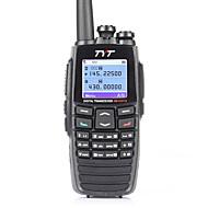 TYT dm-uvf10 dPMR voicewalkie digitale talkie dual band 5W 256ch vox scansione dual-band digitale radio bidirezionale