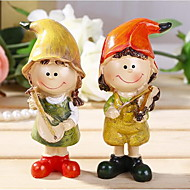 Home Garden Decoration Character Furnishing Articles