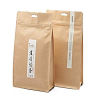 kahdeksankulmainen sinetti Kraft riippumattomuus pussit teetä ruoka pähkinät kuivatut jujube päivämäärät pakkaus kymmenen omatekoinen